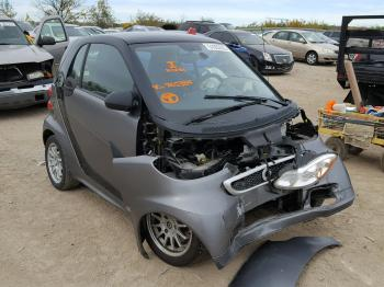 Salvage Smart Fortwo Electric Drive